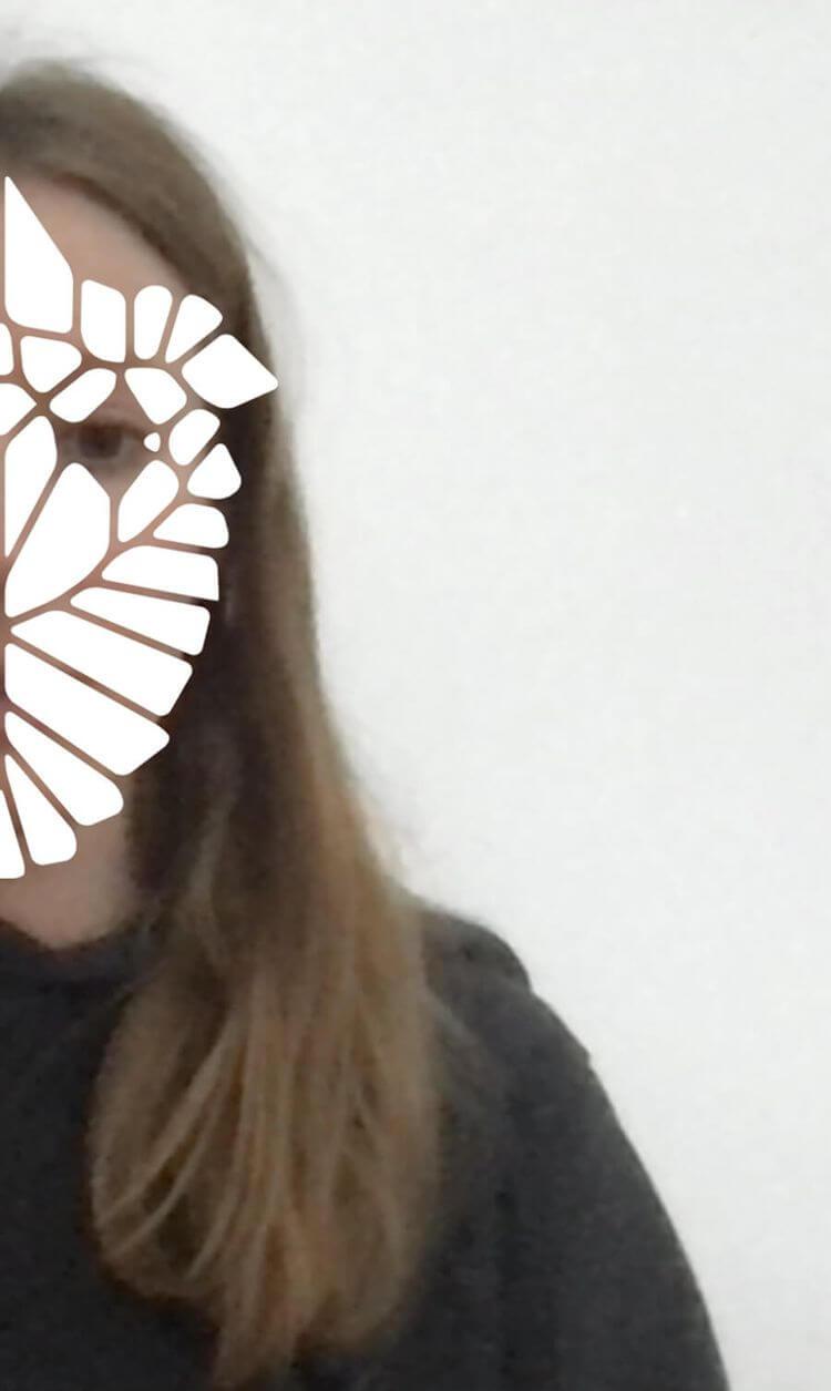 final face detection mask