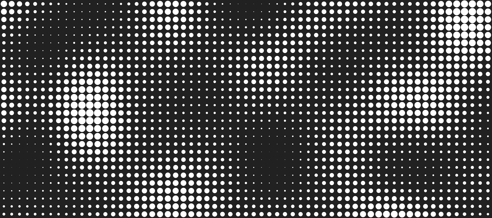 halftone noise pattern