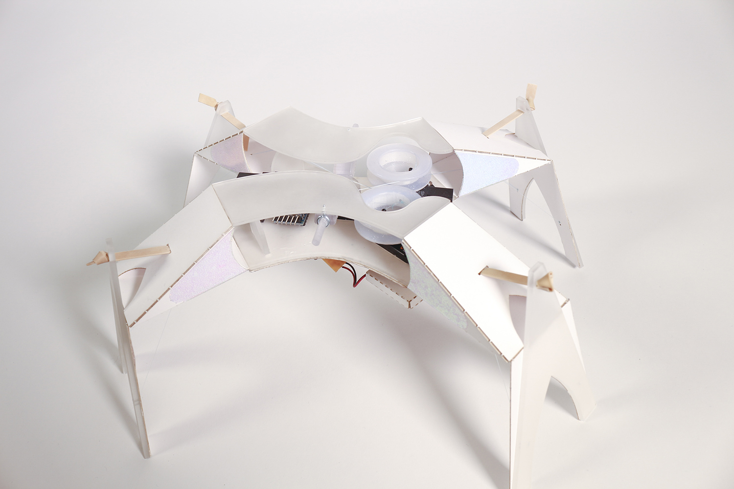 a paper robot perspective