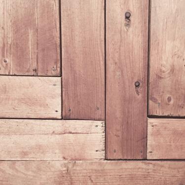 closeup of floorboards